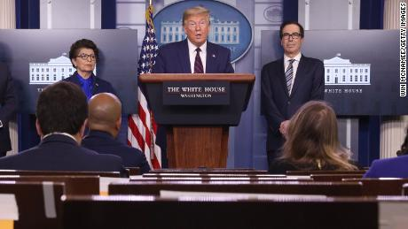 Trump's struggle against Obamacare continues despite a coronavirus crisis