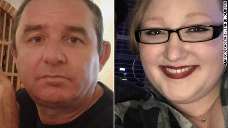 Marco Paolone and Leah Blomberg both recovered from Covid-19.
