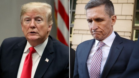Separate facts from fiction when Trump builds reasons to forgive Michael Flynn