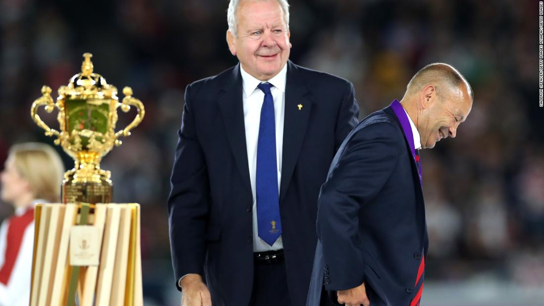 Agustin Pichot lost to Bill Beaumont in competition for World Rugby chairmanship.