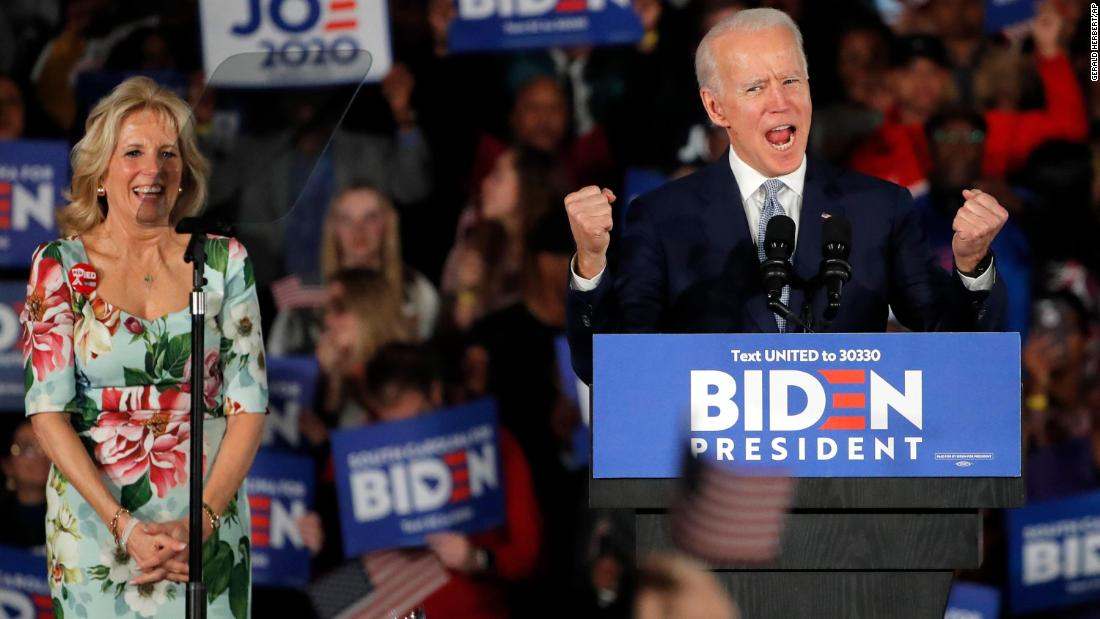 Biden denies former aide's claim he sexually assaulted her in 1993: 'It's not true... this never happened.'