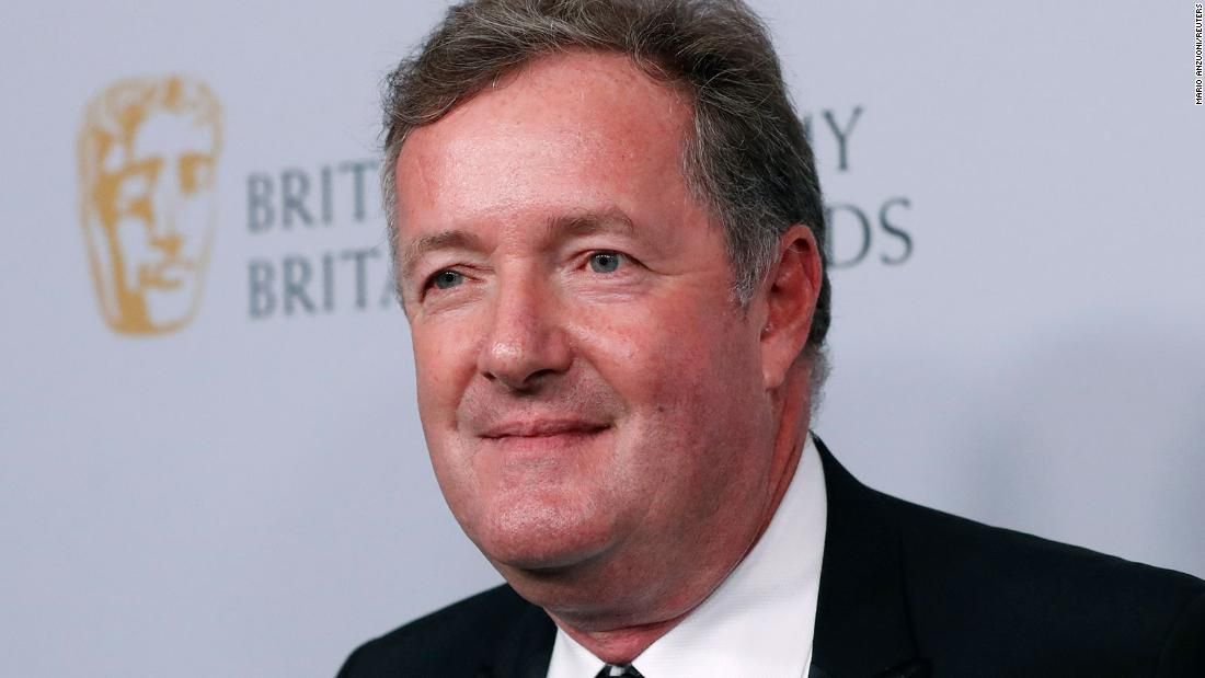Piers Morgan says his friend President Trump is 'failing the American people'