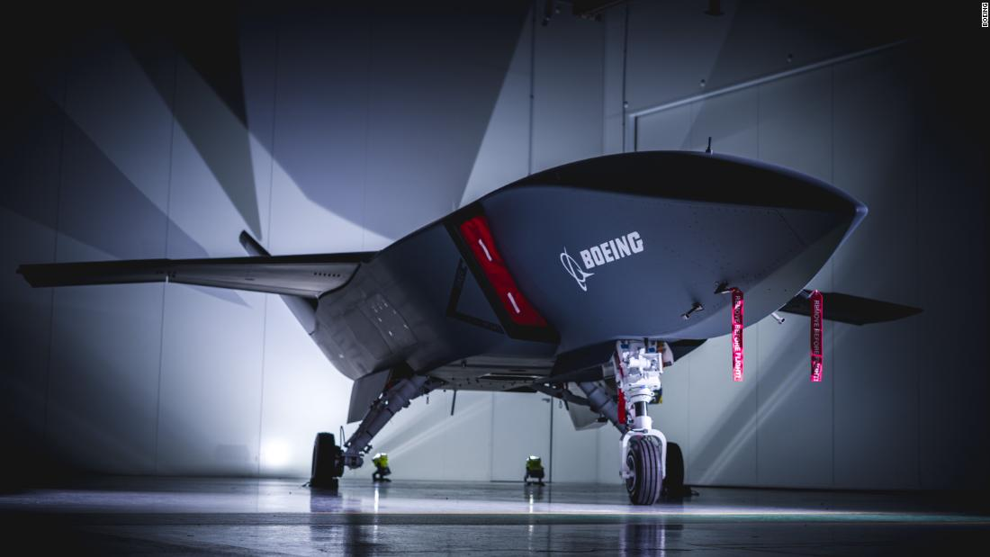 The Australian military gets the first drone that can fly with artificial intelligence
