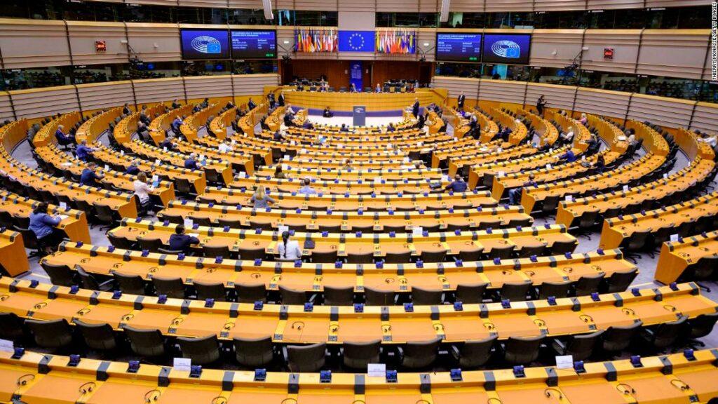 EU Faces 'Recession Of Historic Proportions,' Economic Forecast Warns