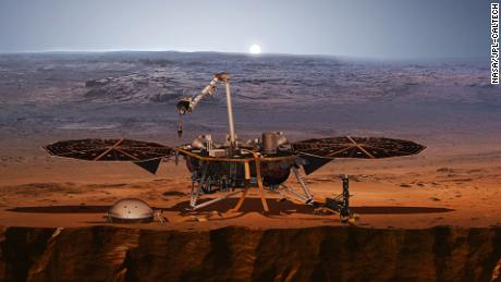 Marsquakes: NASA's mission found that Mars is seismically active, among other surprises