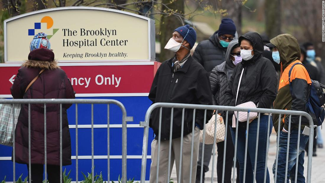 Early data shows racial disparity in coronavirus deaths