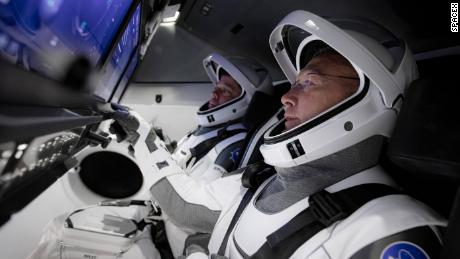 Meet NASA astronauts who will fly with the historic SpaceX mission