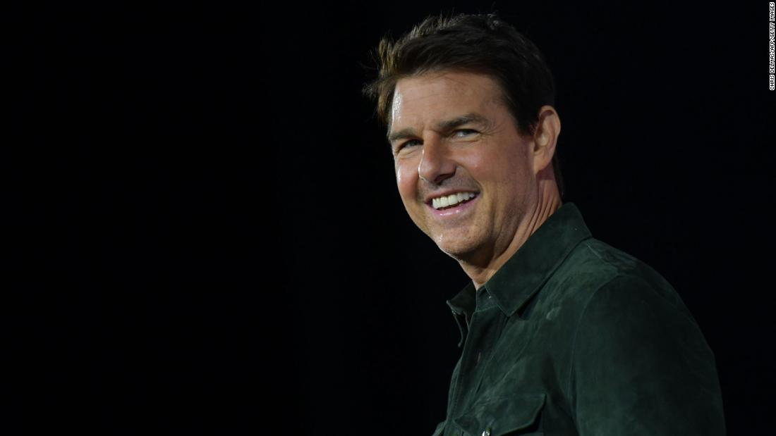 NASA is working with Tom Cruise to record films in space