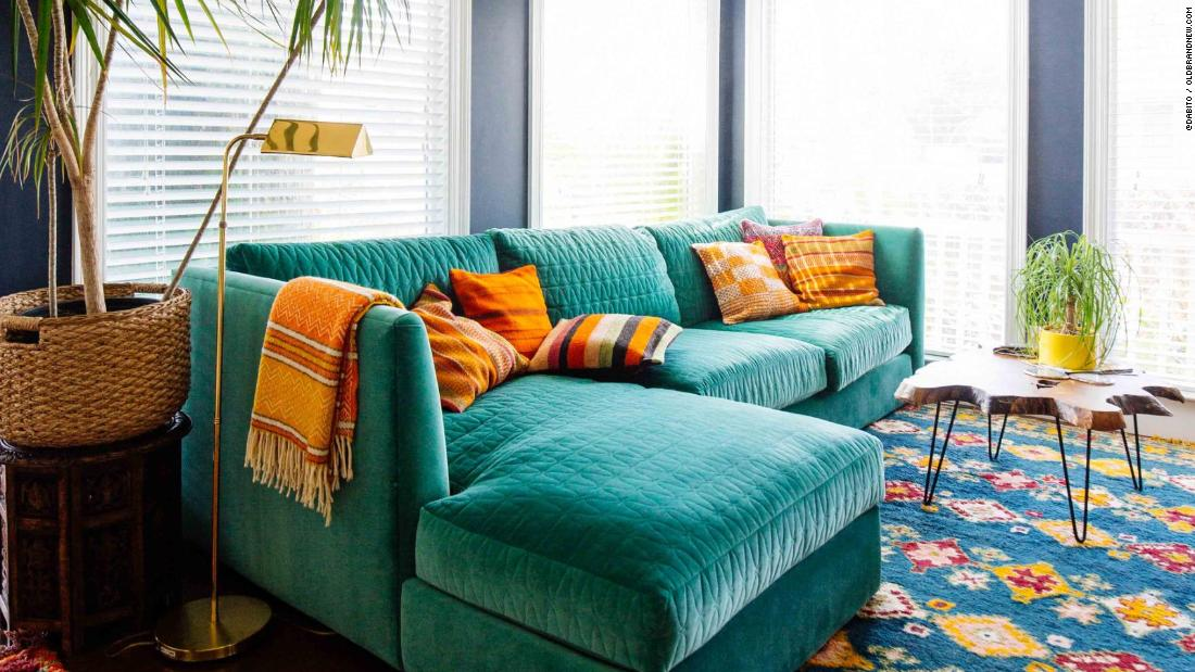 How the colors in your home can lift your mood