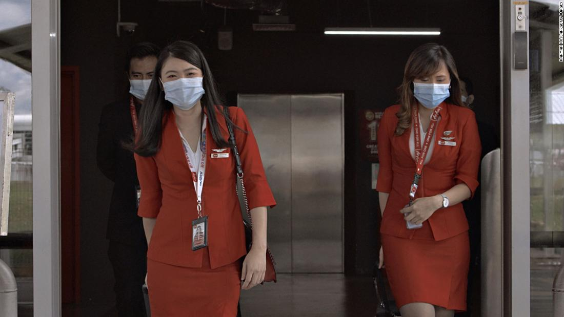 IATA supports face masks but not middle seat covers for post-coronavirus air travel
