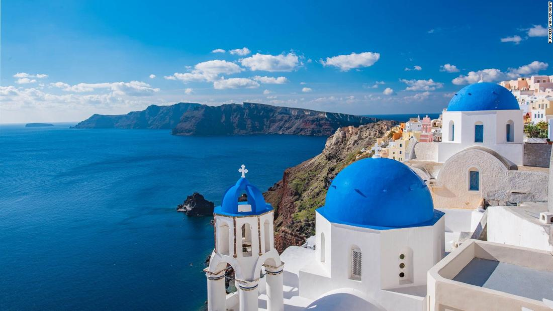 Greece says it will reopen for tourists on July 1 for claiming success over Covid-19