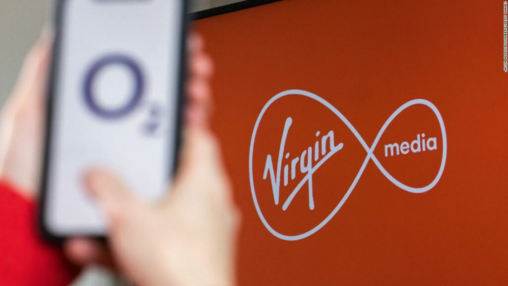 O2 and Virgin Media agree to merge