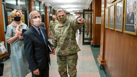 How the coronavirus pandemic has rocked the US military