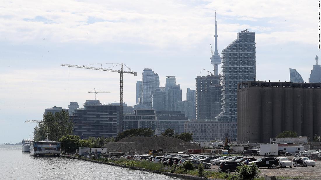How Google's parent company plans to make Toronto 'smart'
