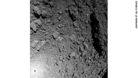 New images reveal Ryugu is a strange dust-free asteroid