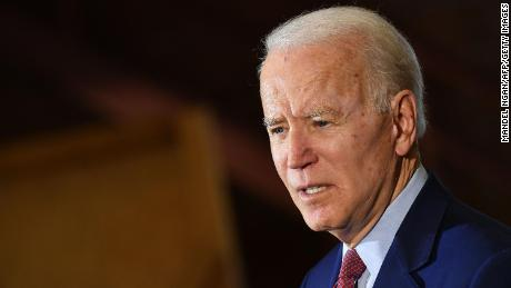 Biden has denied the allegations of sexual harassment: & # 39; This never happened