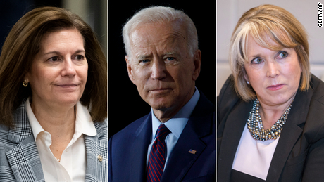 Latin activists want Joe Biden to elect Latina as his vice president