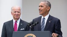 Obama said the White House's response to the corona virus was & # 39; absolute chaotic catastrophe