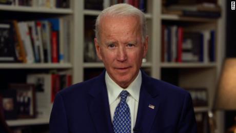 Biden's invisible campaign wins