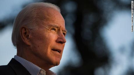 Biden's superiority is the most stable on record