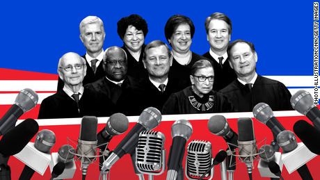 How to listen to the Supreme Court's arguments today