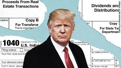 Bets on Trump's tax return case cannot be higher