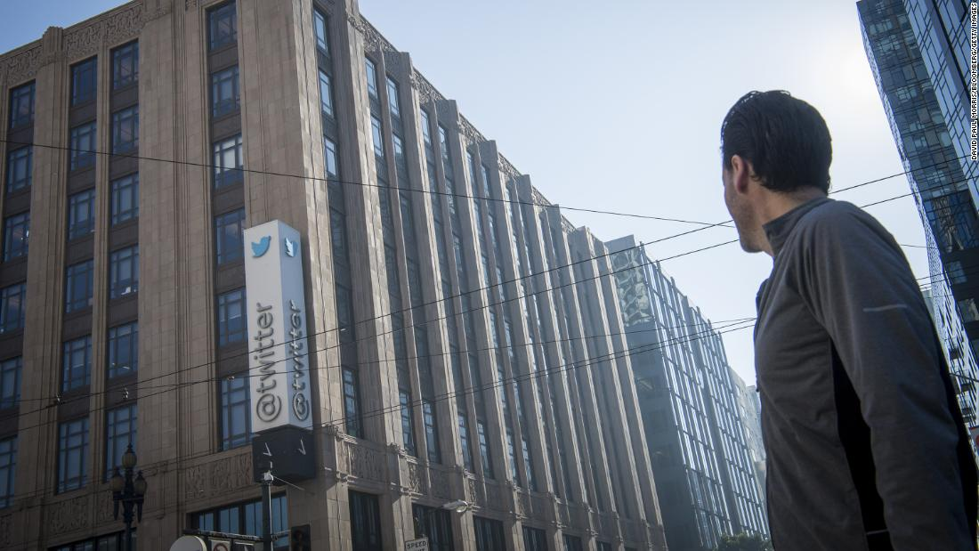 Twitter will let some employees work from home 'forever'