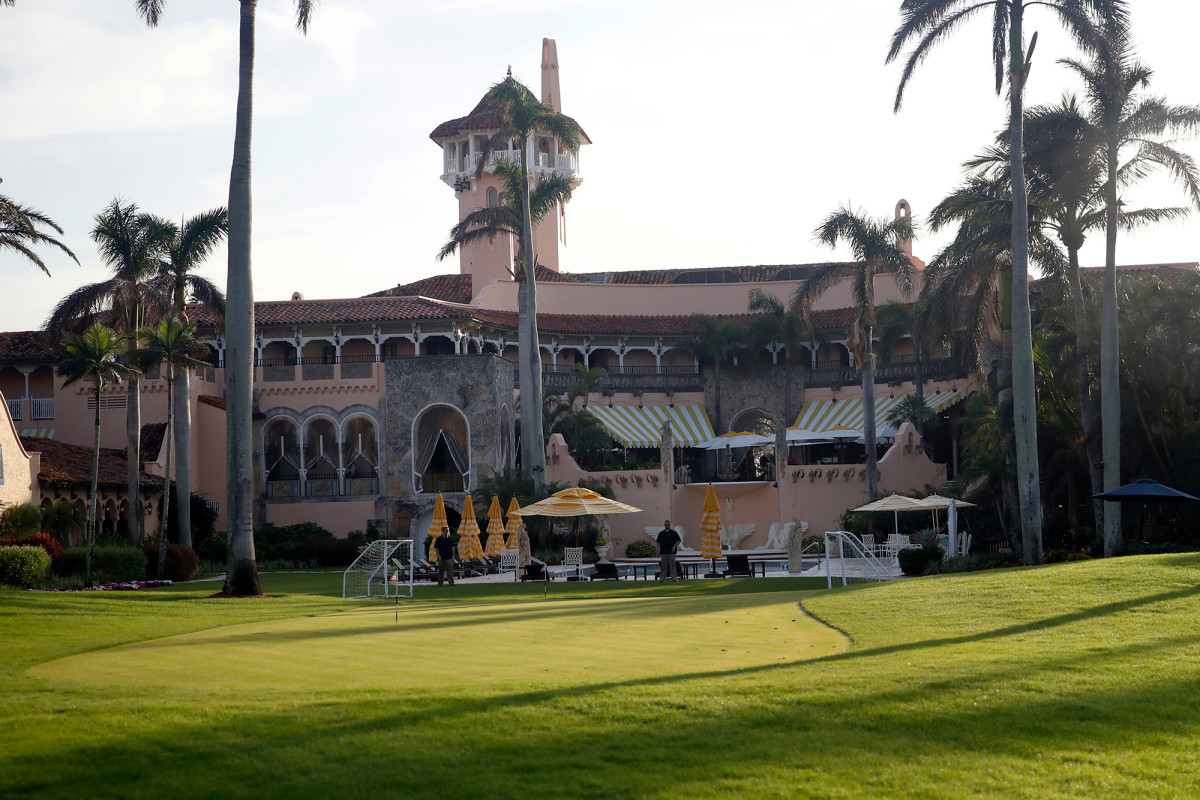 Trump's Mar-a-Lago club to reopen somewhat with socially distant rules
