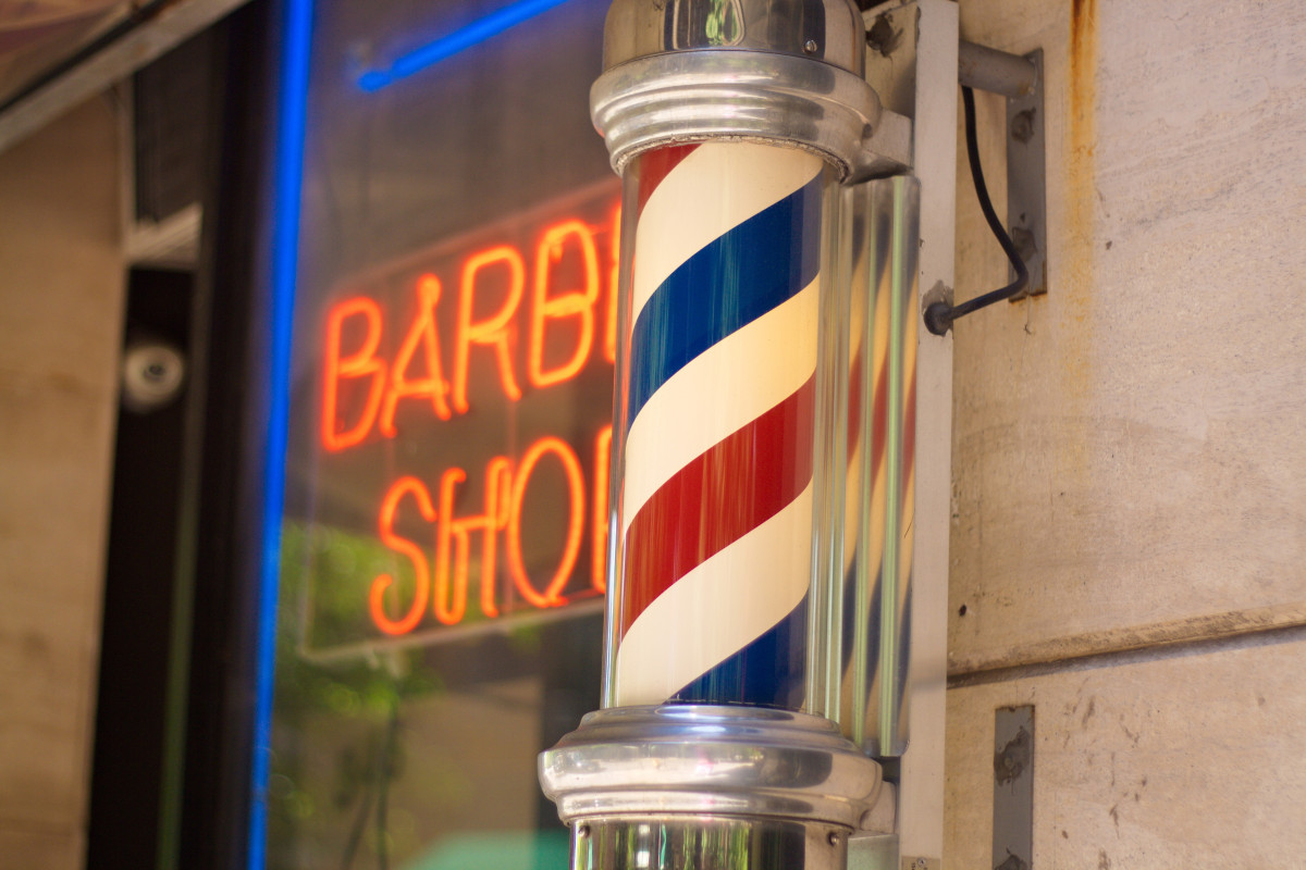 New York barber who opened early tests positive for coronavirus