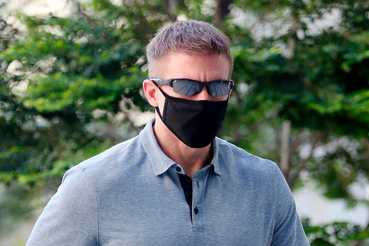 US pilot jailed in Singapore for breaking Corona virus isolation