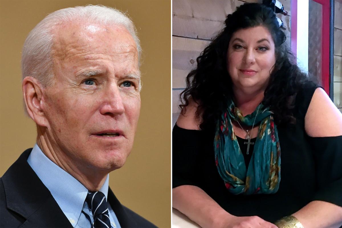 Tara Reid wants to access Joe Biden's Senate records