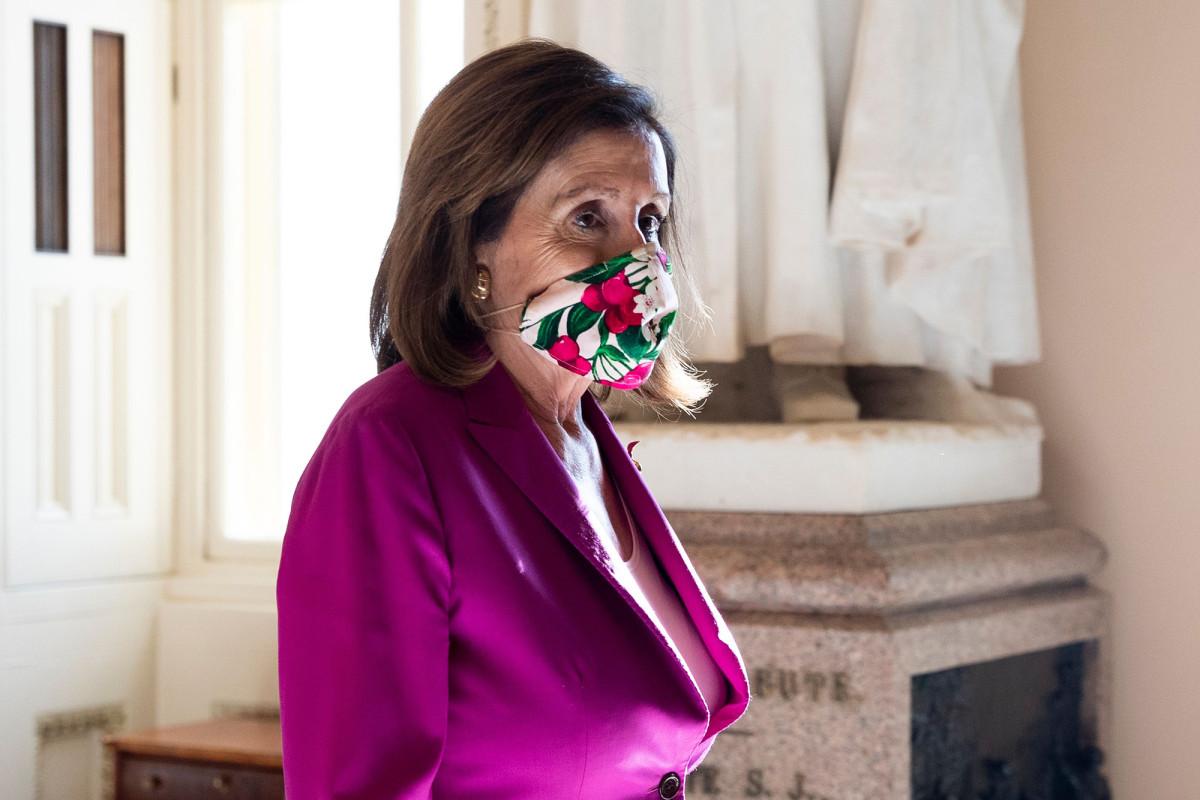 House Democrats pass a devastating T 3T Corona virus relief bill