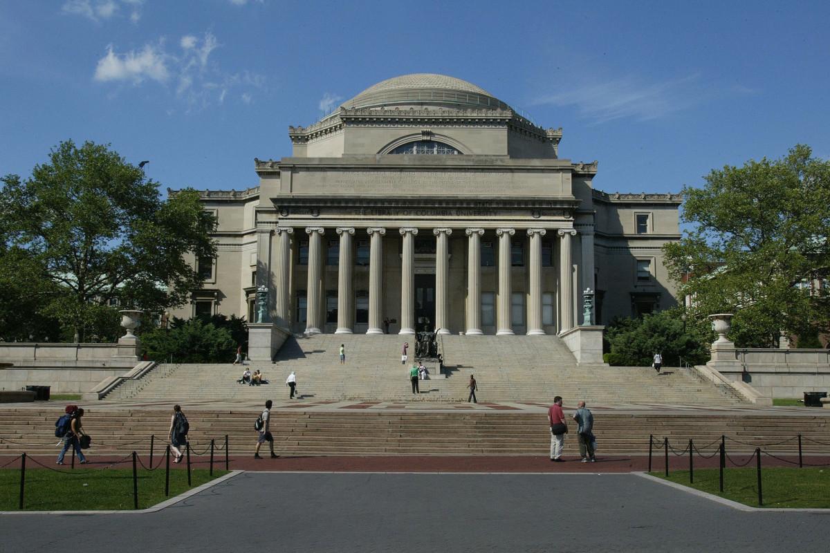 Columbia professor calls Trump support student 'neo-Nazi'