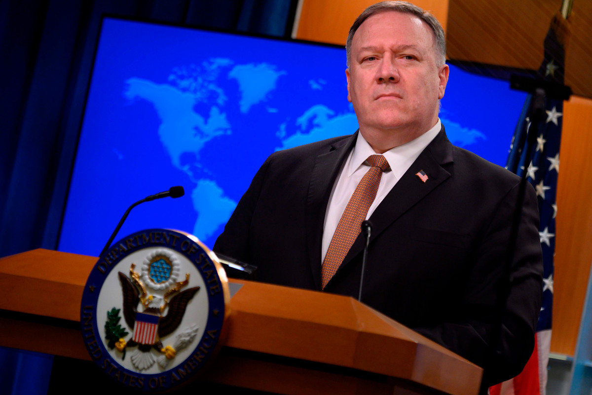 The firefighting watchdog was looking into whether Pompeo employees had made personal mistakes