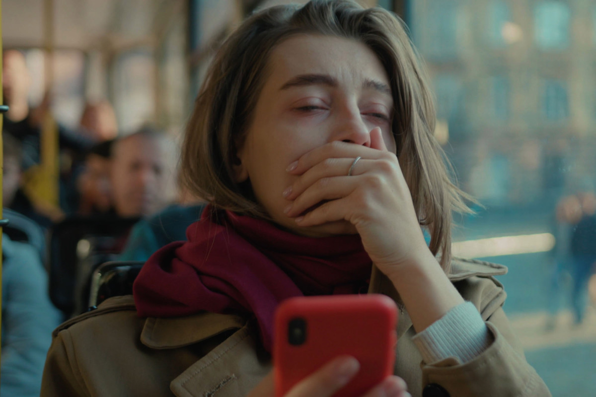 Coronavirus can quickly be detected by sneezing on the phone