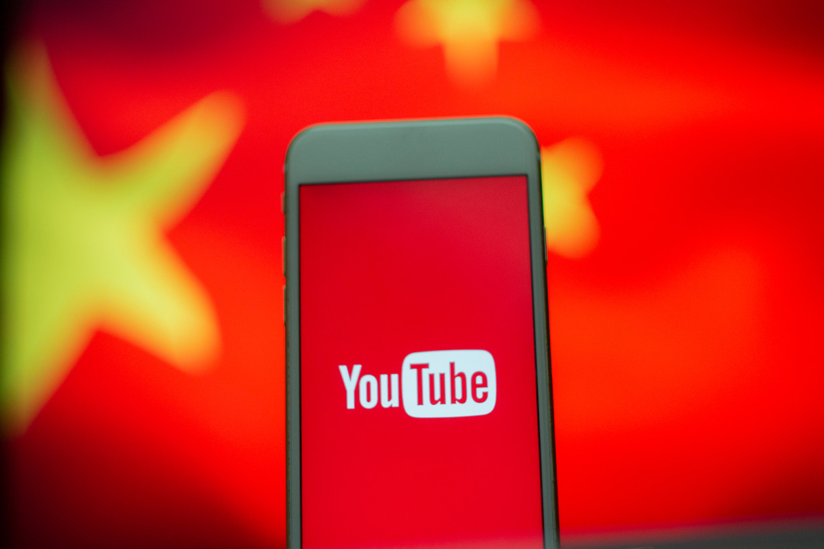 YouTube deletes phrases that criticize the Chinese Communist Party