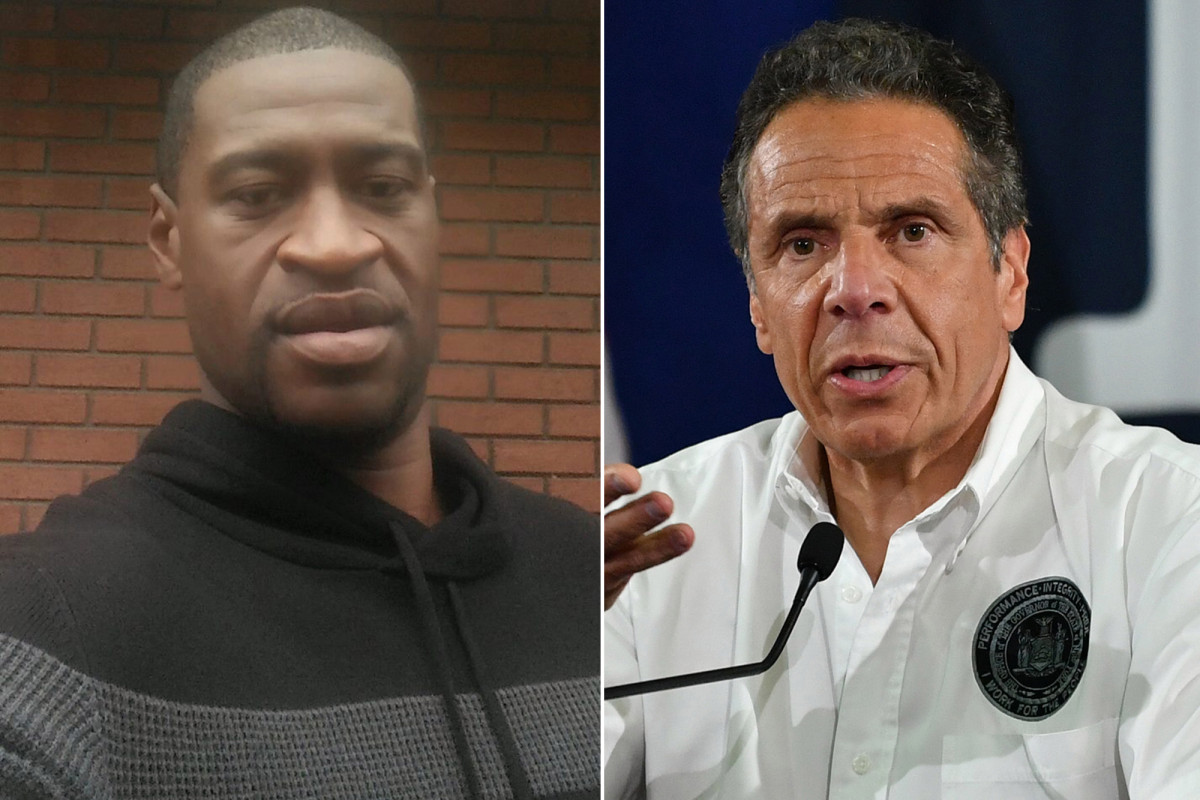 Andrew Cuomo says George Floyd must face 'criminal' criminal case 'completely'