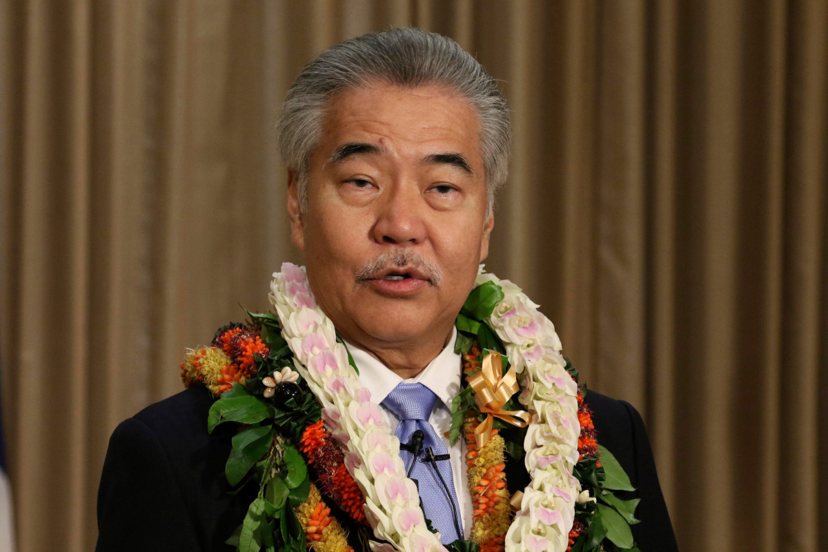 The governor of Hawaii last June extended the isolation of travelers