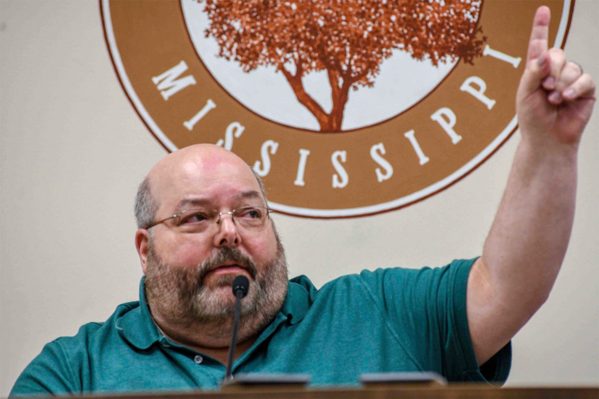Mississippi Mayor Hal Marks is under fire for commenting on George Floyd