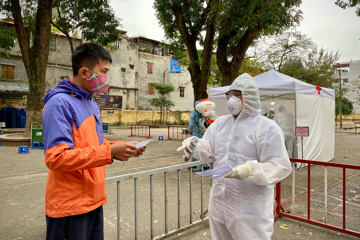 How did Vietnam manage to avoid the death of a corona virus?