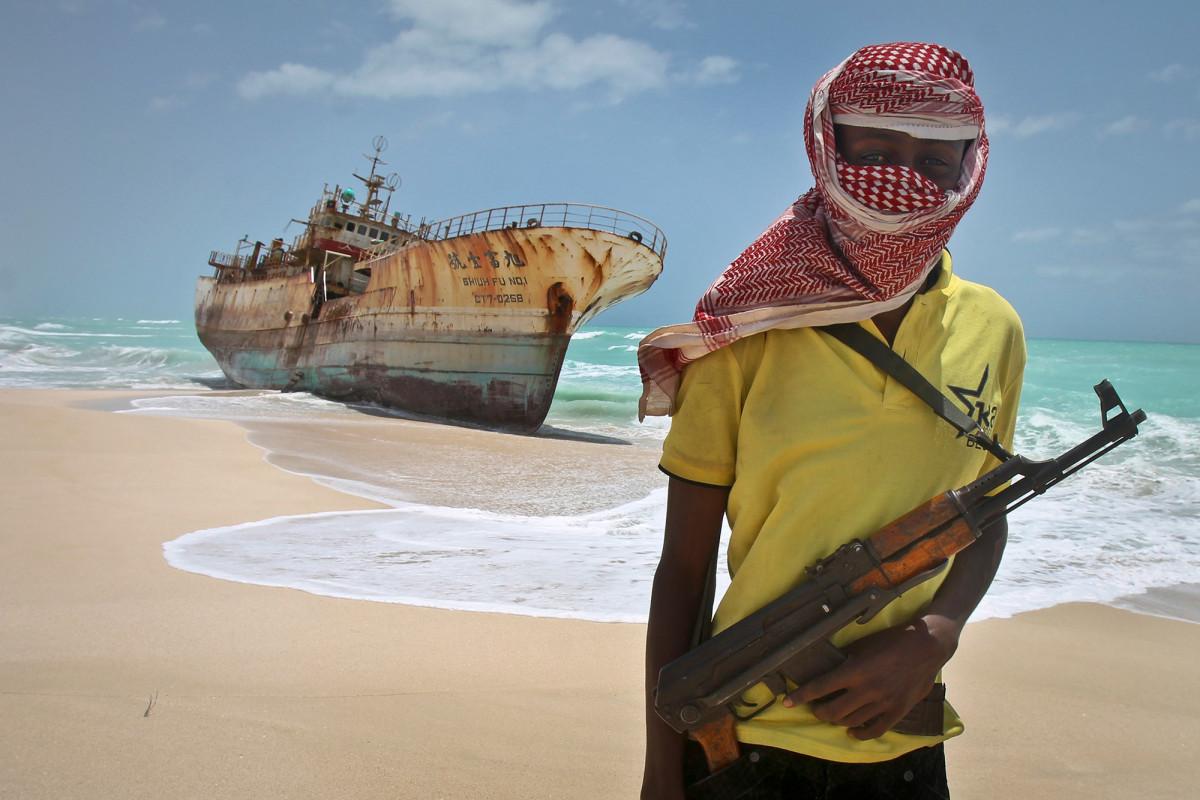 Pirates attack in West Africa, Singapore and Peru