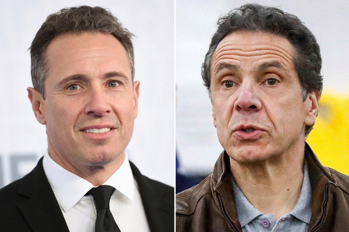 Chris Cuomo's ratings are falling