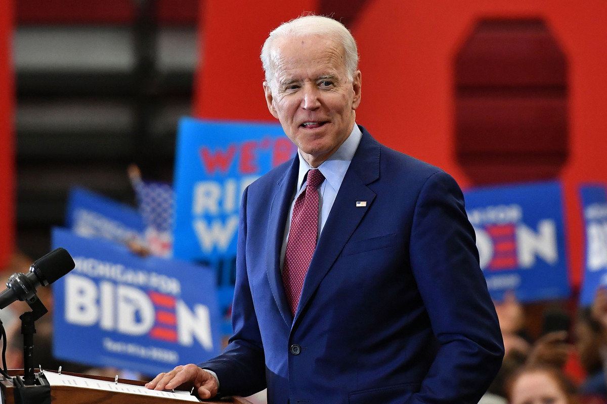 Biden's staff reportedly donated money to the protesters' bail fund