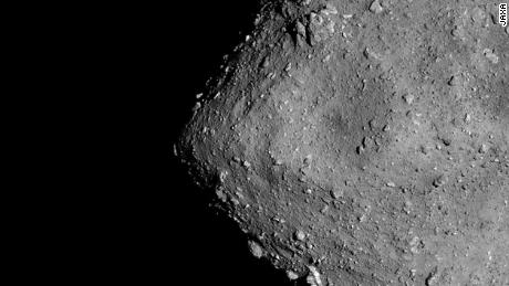 What scientists learned after firing a small cannon ball at an asteroid near Earth