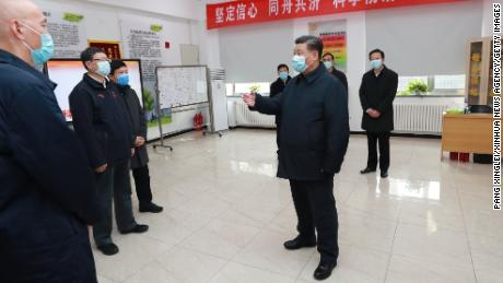Does Xi Jinping know about the spread of coronavirus earlier than suggested?