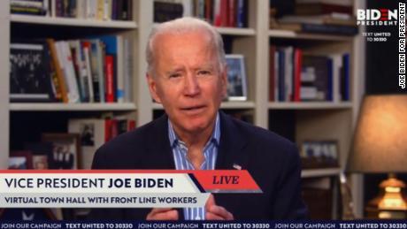 Biden's campaign is in a hurry to blunt Trump's digital benefits
