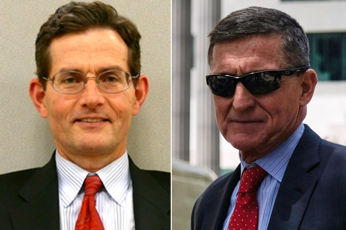 Former judge at Flynn trial refuses to dismiss case