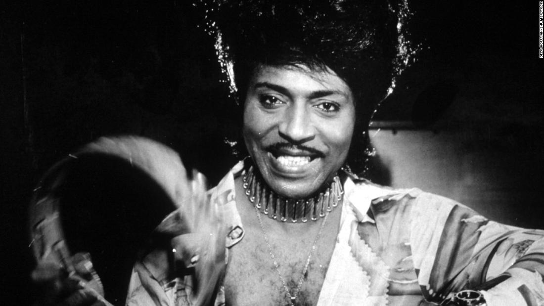 Little Richard died: 87-year-old Flamboyant stone legend