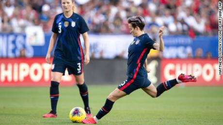 Joe Biden threatened to cut funding for the US Soccer World Cup unless women get the same fee