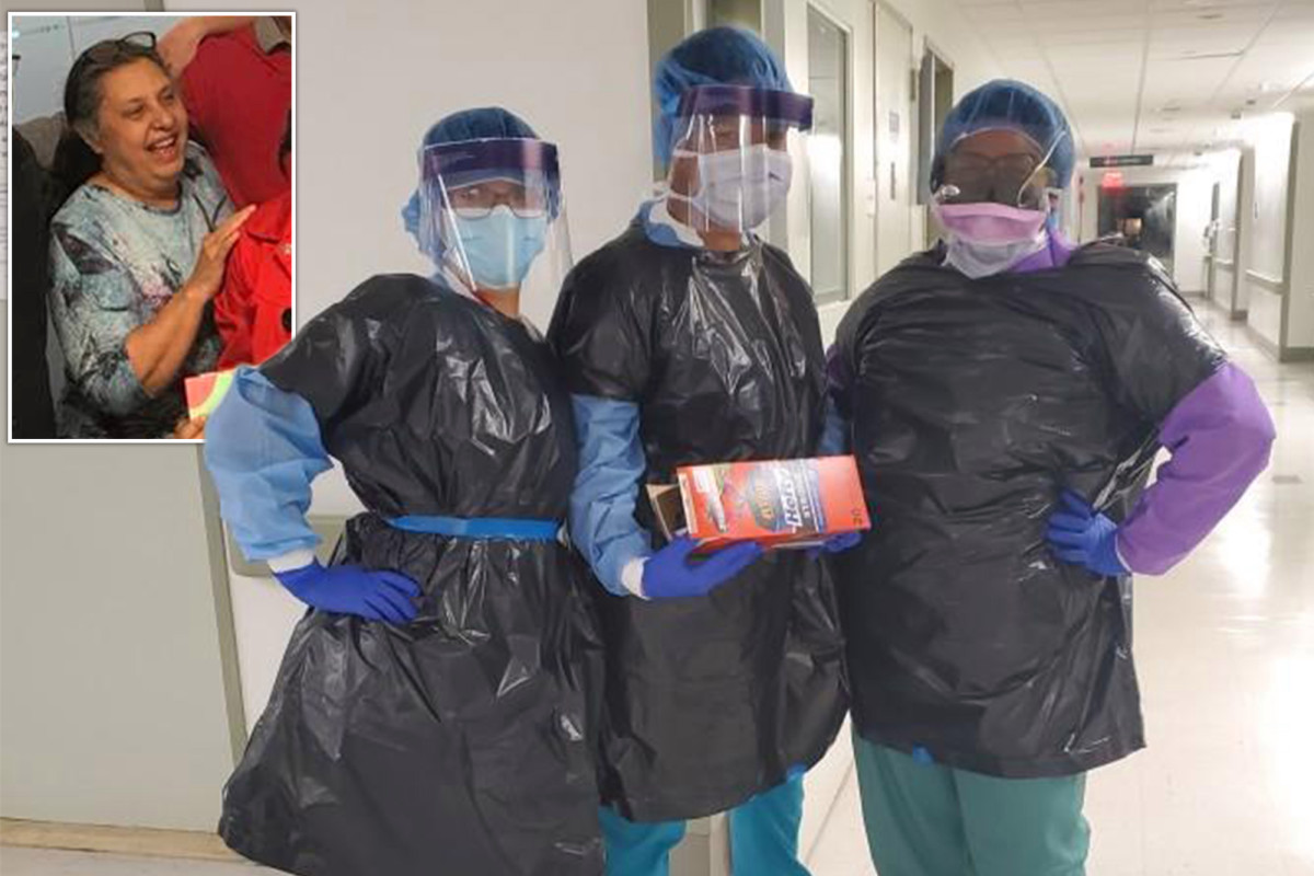 Nurses union oppresses nurses fighting for PPE